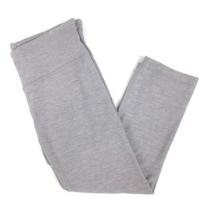 LULULEMON Women's Grey Cropped Leggings Size 6